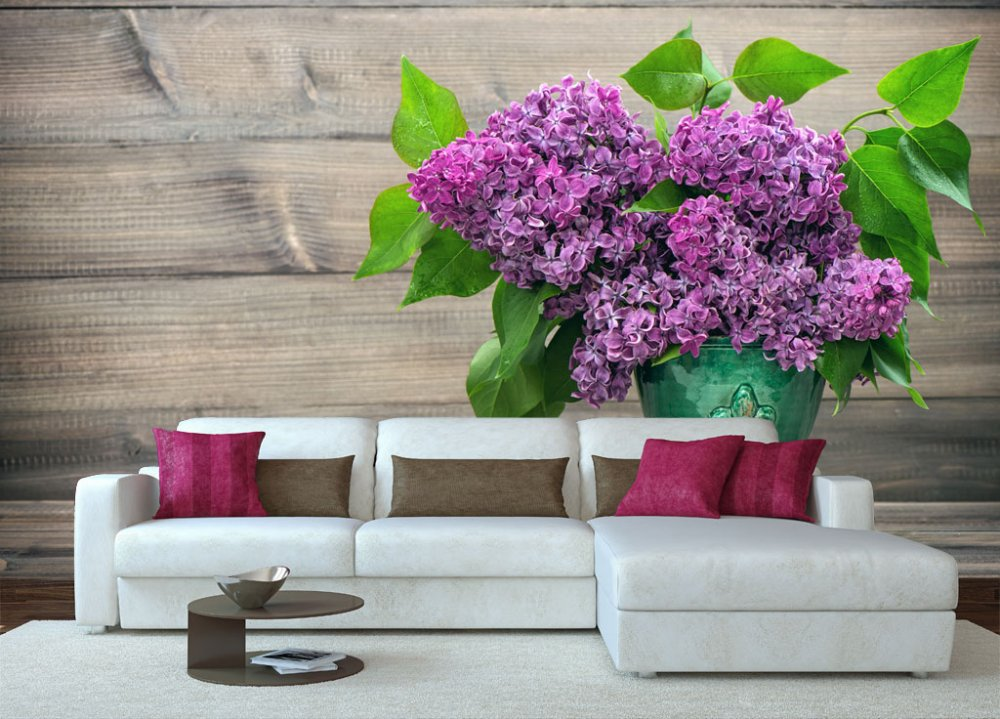 Buy Photowall-paper Lilac