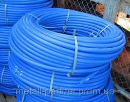 Купить Труба полиэтиленовая ПЭ (ПНД) - 20 мм х 1,8 мм, 10 атм.
