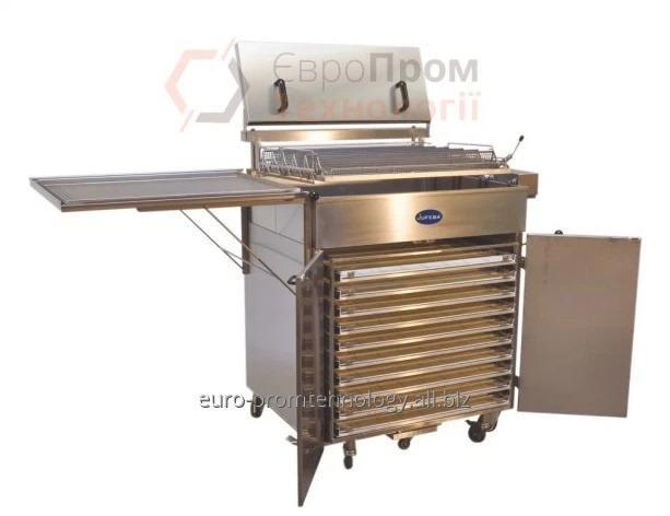 Универсальная установка для жарки во фритюре (JUFEBA)