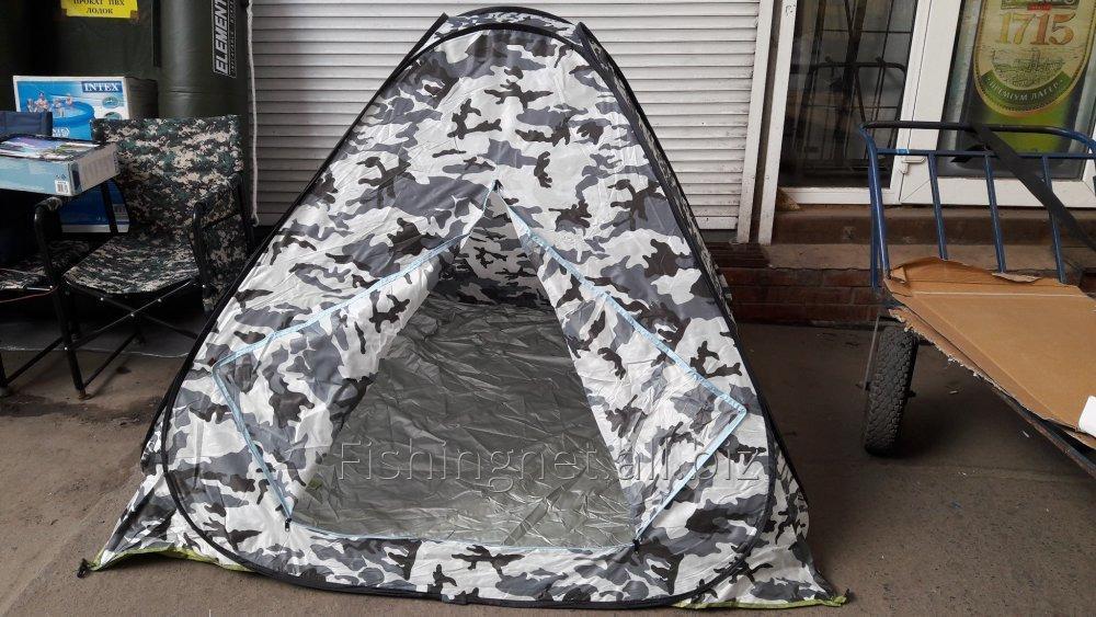 Купить Палатка 2м х 2м автомат для зимней рыбалки