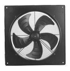 Вентилятор 500 осевой Fluger в раме с направлением потока