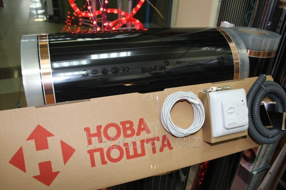 Теплый пол 6 м.кв Hi-Heat Ю.Корея комплект терморегулятор на выбор по спец.цене