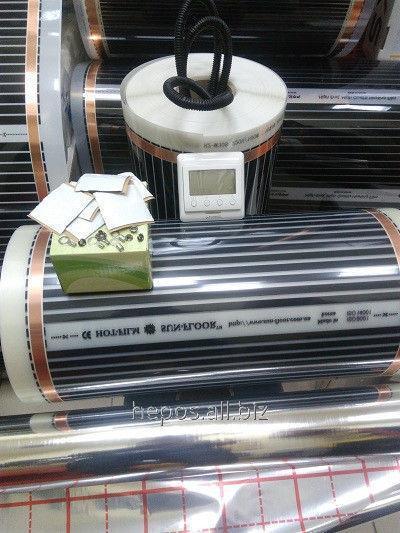 Buy Heat-insulated floor of Sun-Floor Korea of 2 sq.m infrared on a balcony