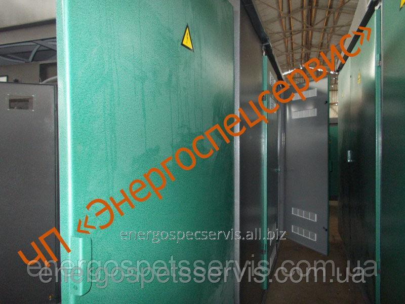 Купить Подстанция городских сетей КТПГС 630 кВА