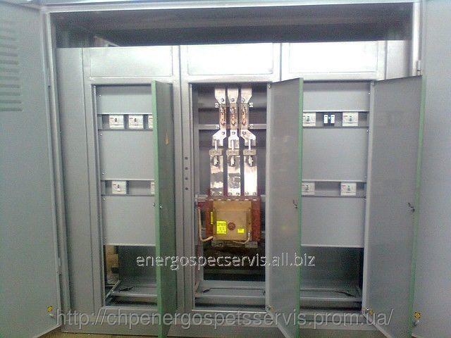 Купить Трансформаторная подстанция городских сетей КТПГС 400