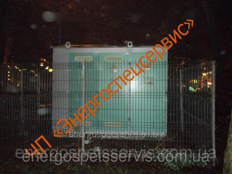 Купить Подстанция проходного типа КТП-2 40 кВА