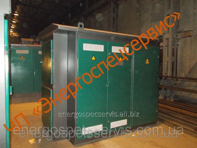 Купить Проходная подстанция КТП-2 25 кВА