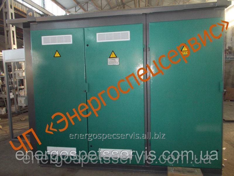 Купить Проходная подстанция КТП-2 630 кВА