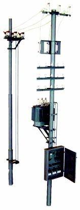 Купить Столбовая трансформаторная подстанция