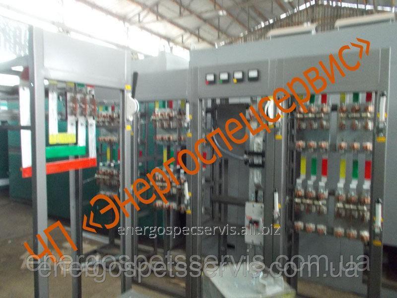 Купить Схемы электрических соединений распределительных щитов ЩО-09
