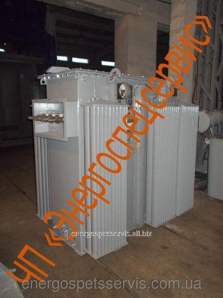 Купить Трансформатор силовой масляный ТМЗ 1000 кВА