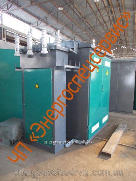 Купить Трансформаторная подстанция КТП 40 кВА киоскового типа