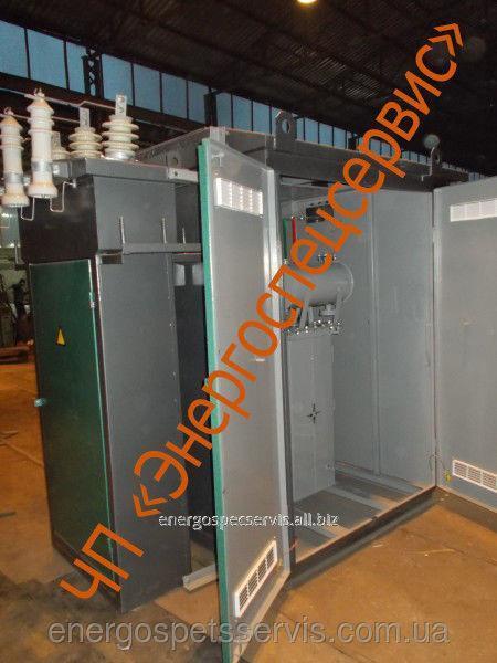 Купить Трансформаторная подстанция 250 кВА киоскового типа