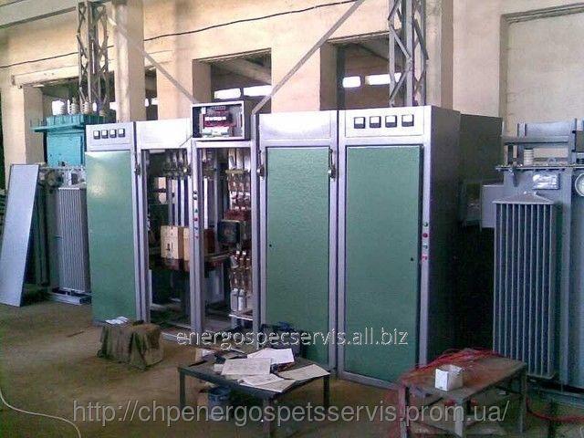 Купить Трансформаторная подстанция внутренней установки КТП 1000 кВА