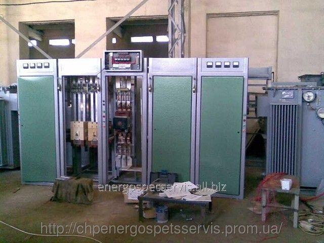 Купить Трансформаторная подстанция внутренней установки КТП 630 кВА