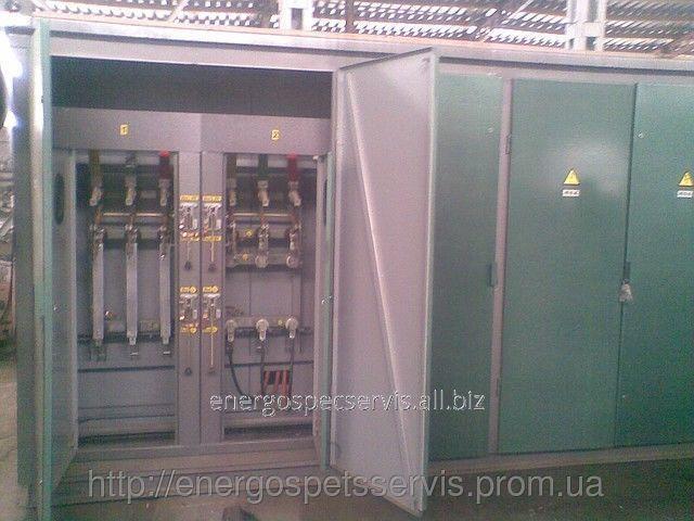 Купить Трансформаторная подстанция для городских сетей КТПГС