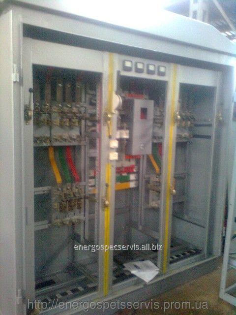 Купить Трансформаторная подстанция для городских сетей КТПГС 160