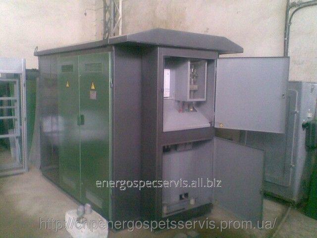 Купить Трансформаторная подстанция КТП-1 киоскового типа