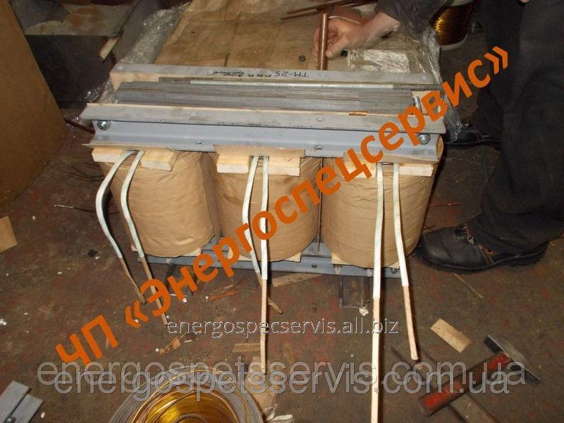 Купить Трасформатор силовой масляный ТМ 25 кВА