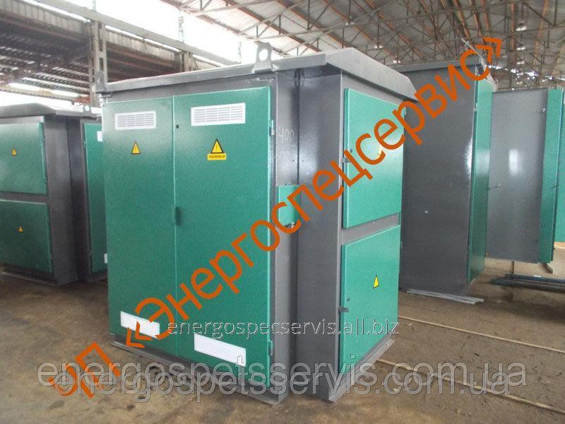 Купить Тупиковая подстанция КТП-1 100 кВА