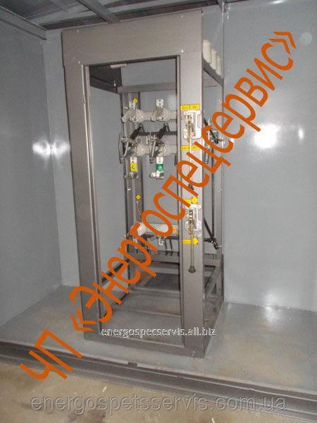Купить Тупиковая подстанция КТП-1 630 кВА