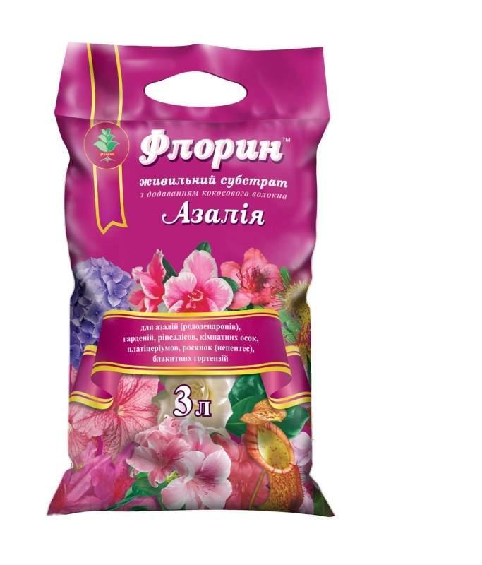 "Buy Peat substratum the Azalea ""TM Florin"" 3 l for all species of plants"