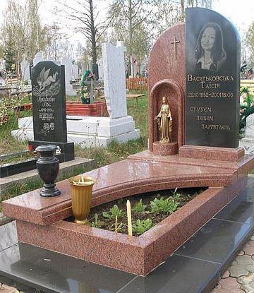 Изготовление гранитных памятников 2018 памятники челябинск фото люкса