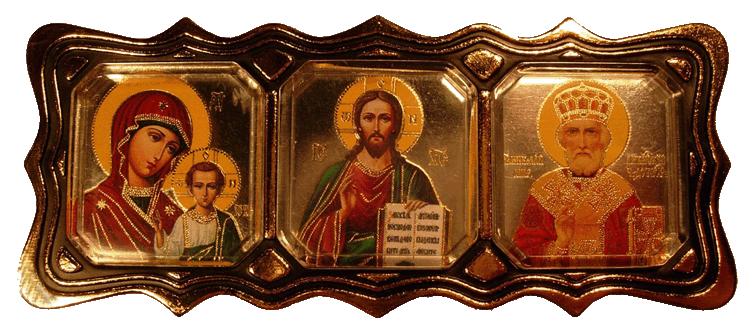 Картинки по запросу Тройная икона
