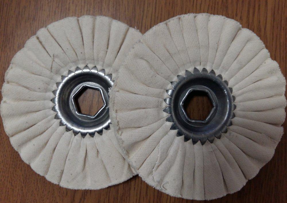 Buy Circle polishing on the kromkooblitsovochny machine for polishing of an edge