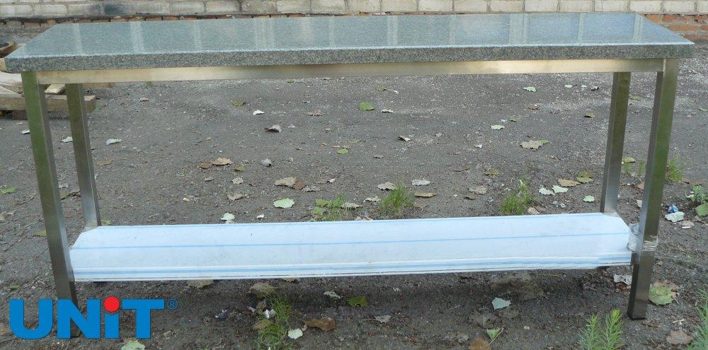 Столы производственные из нержавеющей стали