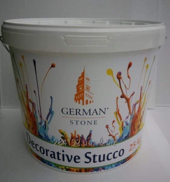 Купить German Stone штукатурка фасадна 7кг