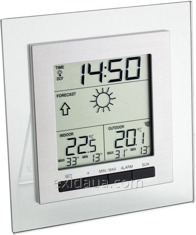 "Купить Метеостанция TFA ""Square"", 351115.IT"
