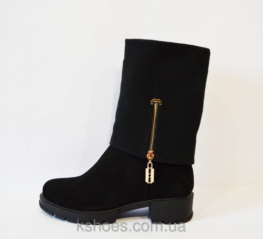 Купить Ботинки женские замшевые Kento 2073