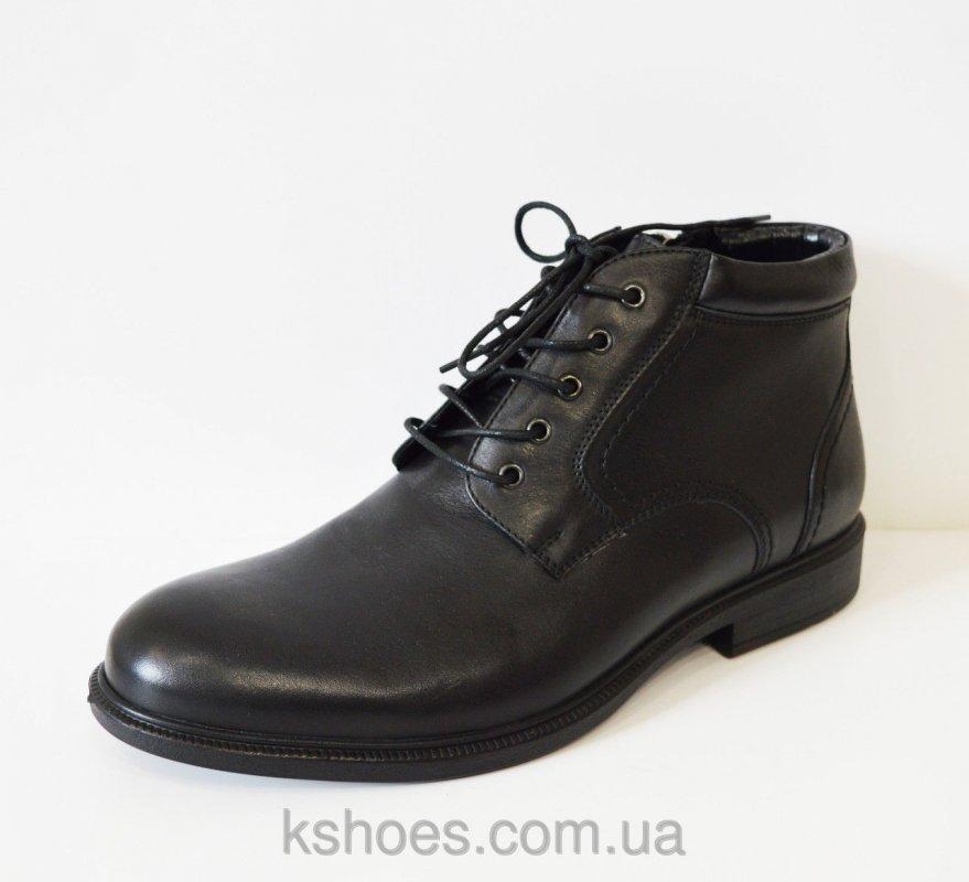Купить Мужские черные ботинки Kadar