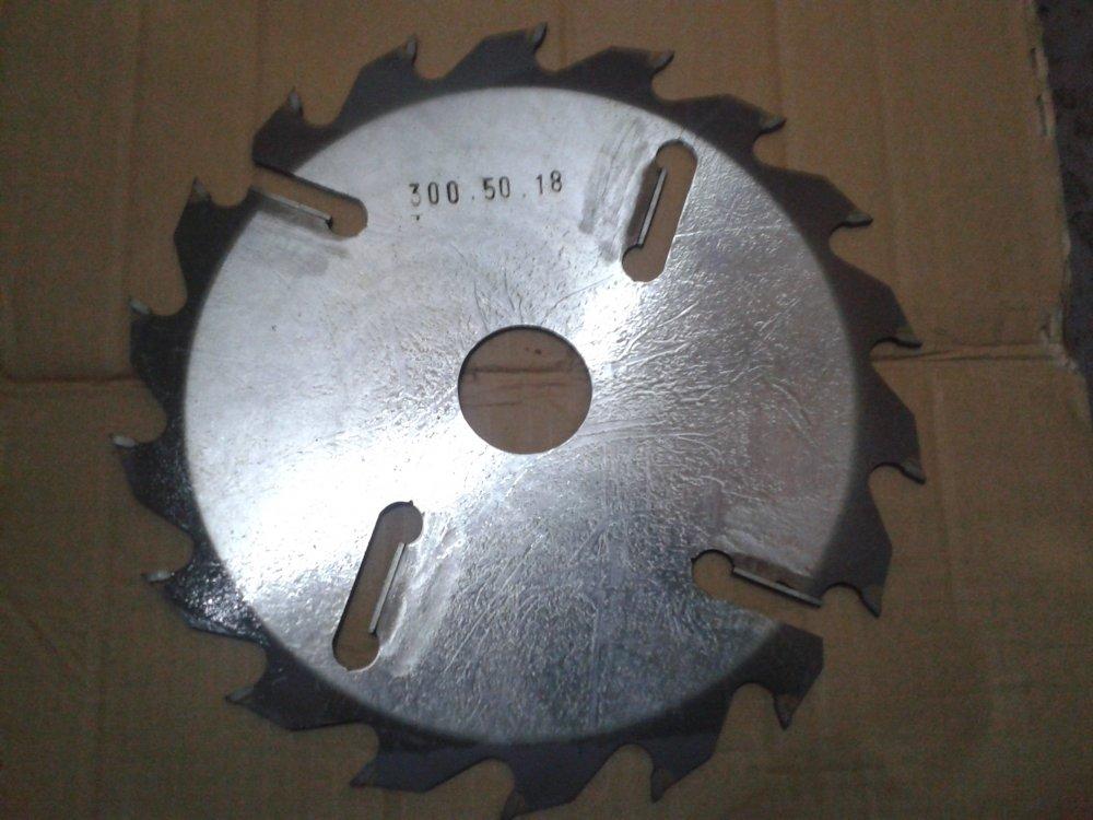 Купить Ремонт и реставрация дисковых пил с подрезными (расклинывающими) ножам