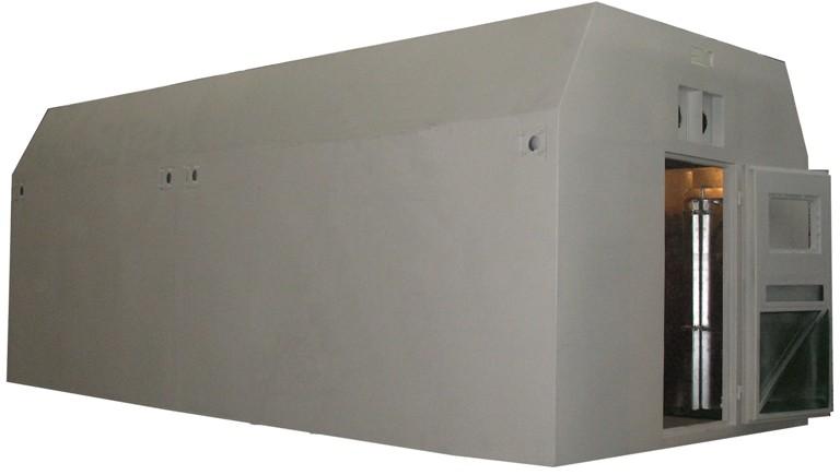 Купить Теплозвукоизолирующие блоки (ТЗИБ)