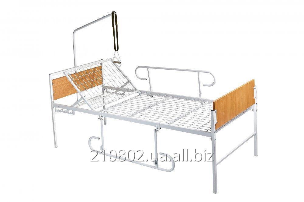 Купить Кровать медицинская для лежачих больных