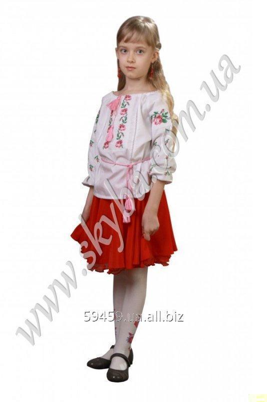 Вишиванка для дівчаток СК4161 купити в Львів f3fc5200a9a6a