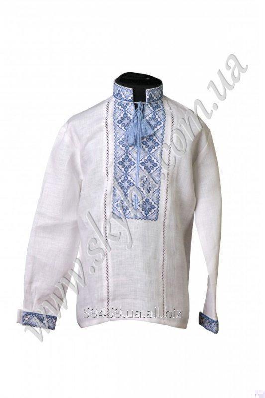Сорочка для хлопчиків СК3061 купити в Львів 96e3922aad11b