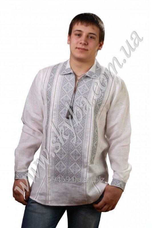 Чоловіча вишиванка СК1022L купити в Львів 9f00af5a0c4bf