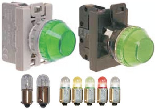 Buy Fittings light-signal SP22-L..., ST22-L.... SPAMEL, Poland. The best prices