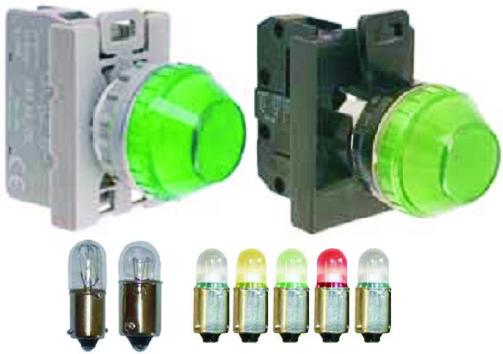 Купити Арматури світлосигнальна SP22-L..., ST22-L.... СПАМЕЛ, Польща. Кращі ціни