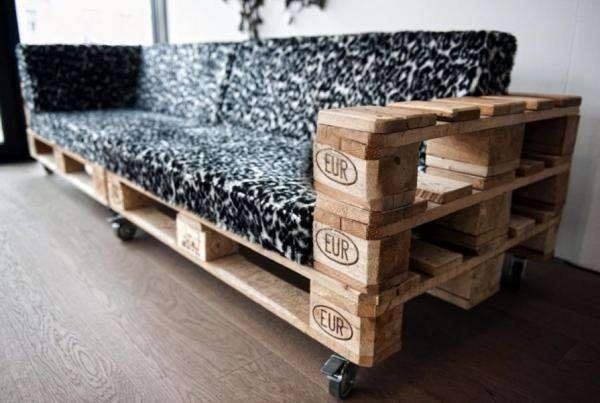 Купить Виготовлення меблів з палетів