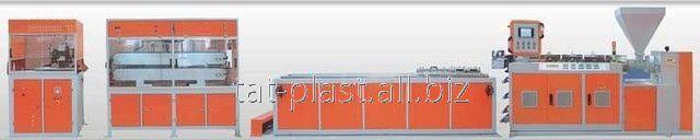 Купить Экструзионная линия для производства пвх панелей