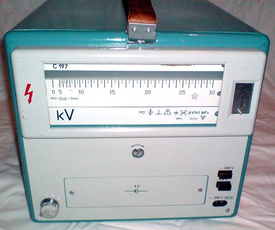 Киловольтметр М10010,5кв