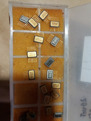 Микросхема К130ТМ2