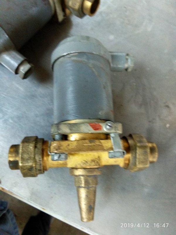 Клапан 15Б806Р ДУ15 ТУ 26-07-046-74
