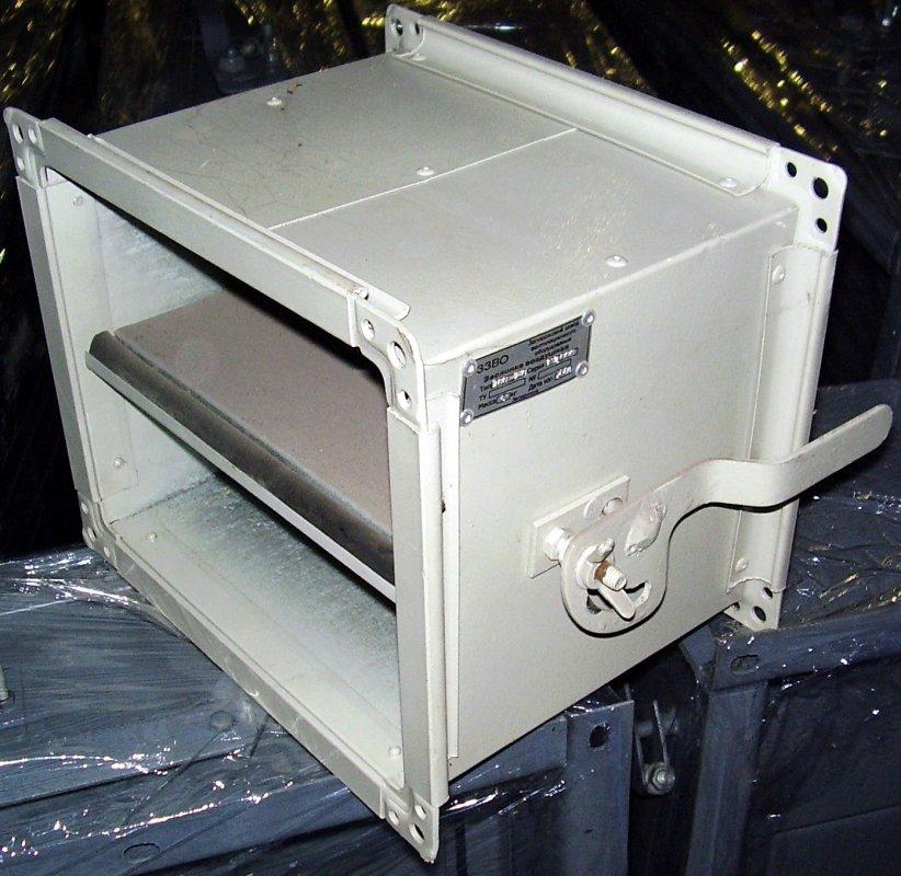 Дроссель-Клапан ДКП 150х150