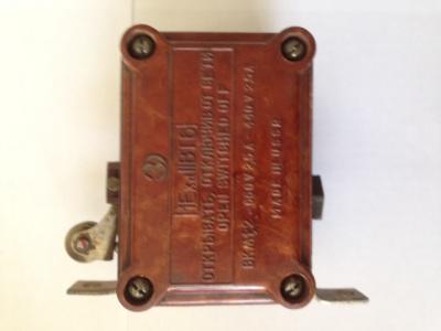 Выключатель ВКМ-1В3Г