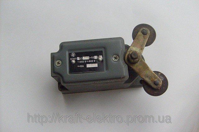Выключатель путевой ВП16ПГ-23Б141-55У2.2